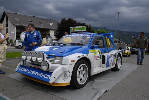 MG Metro 6R4 Gruppe B - Judenburg Rallye 09 (246)
