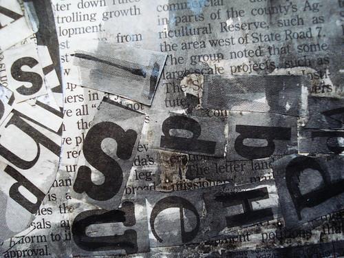 News Paper Textures 3