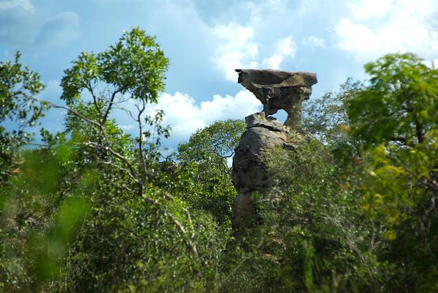 Parque Nacional de Sete Cidades - Piauí