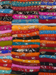 Textiles in Bongooo Bazaar