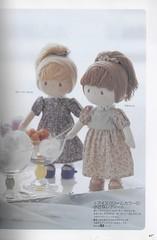 Ursos e Bonecas - Revista Japonesa - 47
