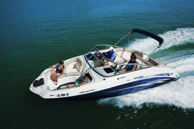 Yamaha Boats For Sale In Georgia