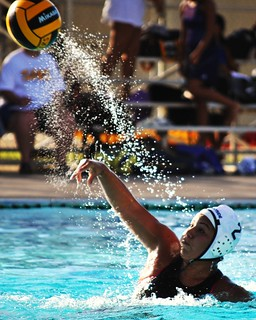 todays water polo game :]