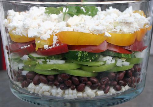 Fresh Southwestern Salad