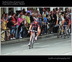 Vuelta Ciclista a España 2009