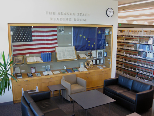 The Alaska State Reading Room