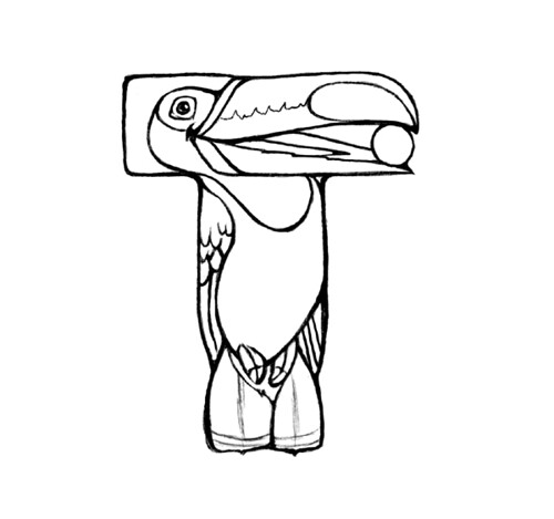 Image Result For Animal Alphabet Coloring