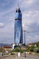 Sarajevo to Mostar, April 2001