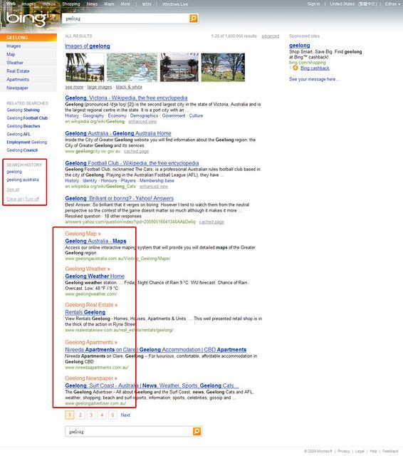 Bing Finance: Flickr - Photo Sharing