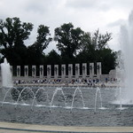 Washington DC: United States National World War II Memorial