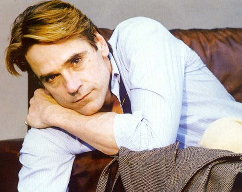 young Jeremy Irons   F...