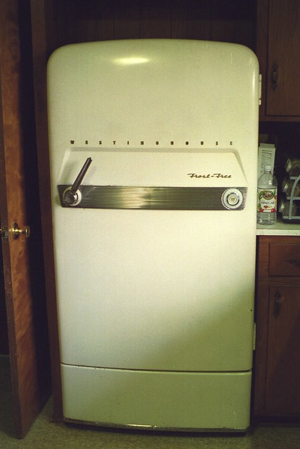 Kitchen small appliance repair - 1953 Westinghouse Refrigerator Flickr Photo Sharing