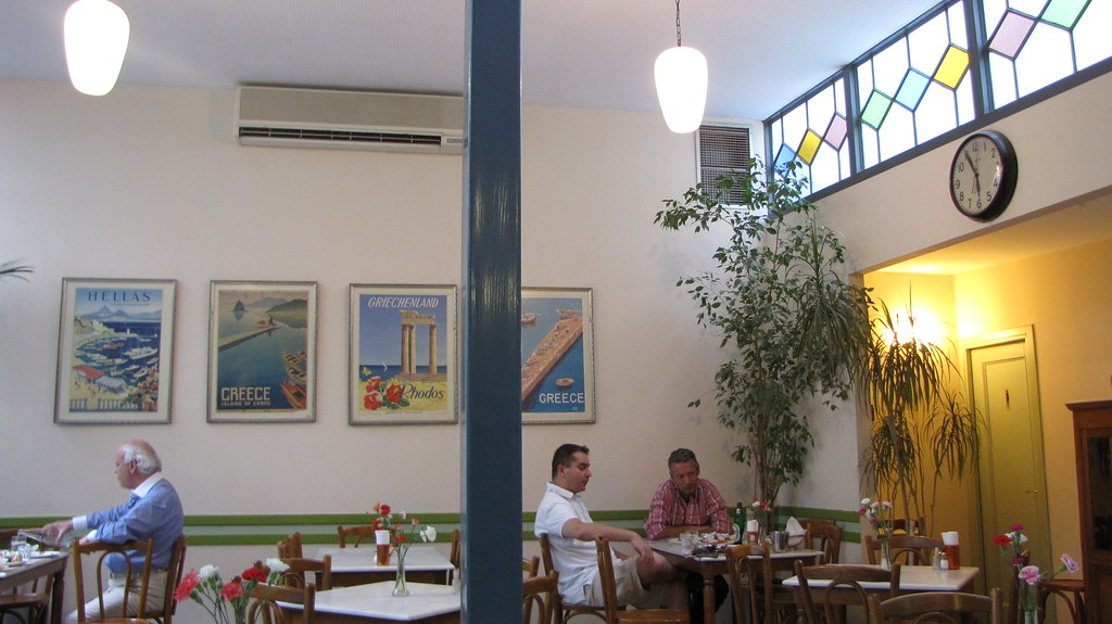 Restaurant in Thessaloniki