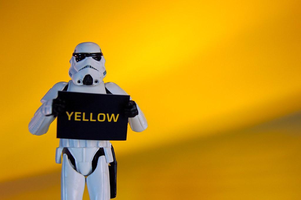 Imperial Art Appreciation: Yellow