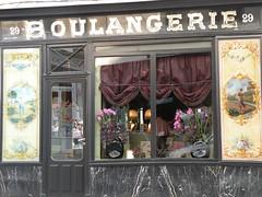 Paris , une boulangerie pas comme les autres: photo du 19 août pour Un jour un photographe 2009
