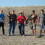 The local militia (10 guns!)