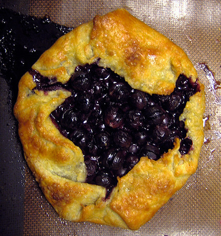Coronation Grape Galette | Flickr - Photo Sharing!