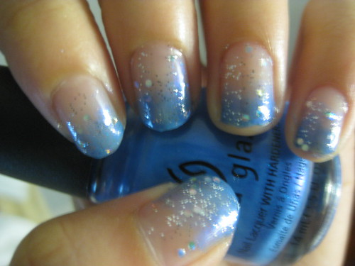 China Glaze Rainstorm