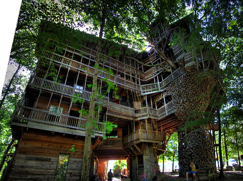 The Minister's Tree House, Crossville, TN