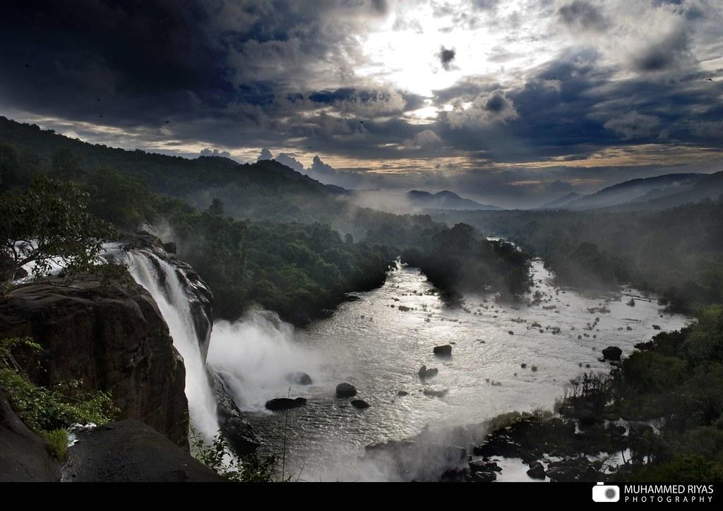 Athirappilly Falls Kerala, India