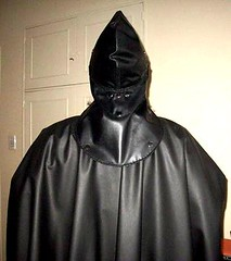 Exif | Rubber poncho-cape & Rubber Sou'wester | Flickr - Photo ...