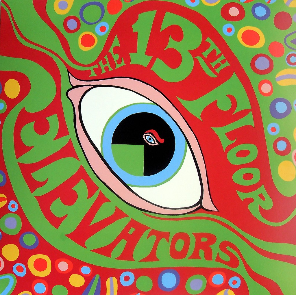 13th floor elevators the psychedelic sounds of the 13th for 13th floor band
