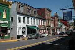 Downtown Leesburg VA