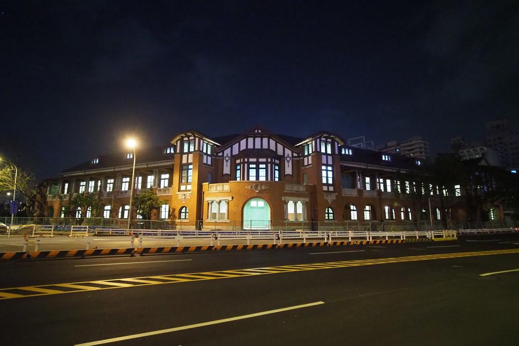 台灣總督府交通局鐵道部 台北燈節