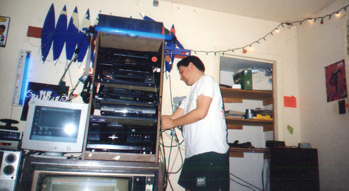 199811 - Clint's room - before moving out - hardware stuff - b4c7