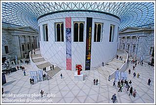 London British Museum ~ Art is all around ~