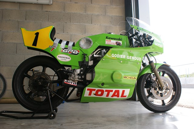Kawasaki Godier-Genoud 1000 Endurance (1975)
