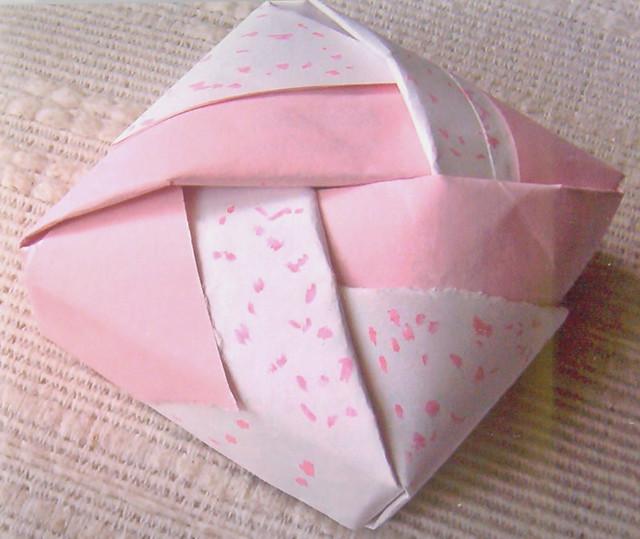 origami gift box flickr photo sharing