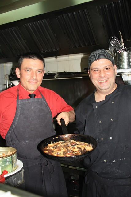 Eusebio y Cesar