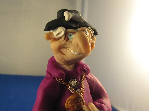 Pirate Close up