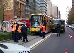 Adelaide tram accident 17 June 2009