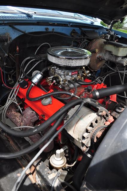 350 V8 Engine   Flickr - Photo Sharing!
