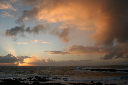 Sunset at Sennen Cove, Lands End, Cornwall by Stocker Images