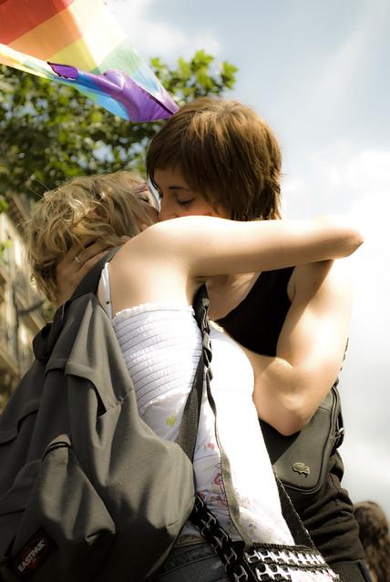 Lesbian and Gay Pride 2009, Paris