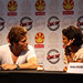 Small photo of Kandyse Mc Clure and Jamie Bamber