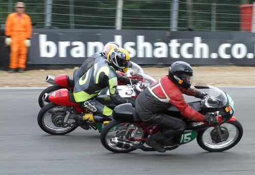 CLASSIC MOTORCYCLE RACING