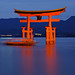 Miyajima Torii  Evening Cruise[Worldheritage]