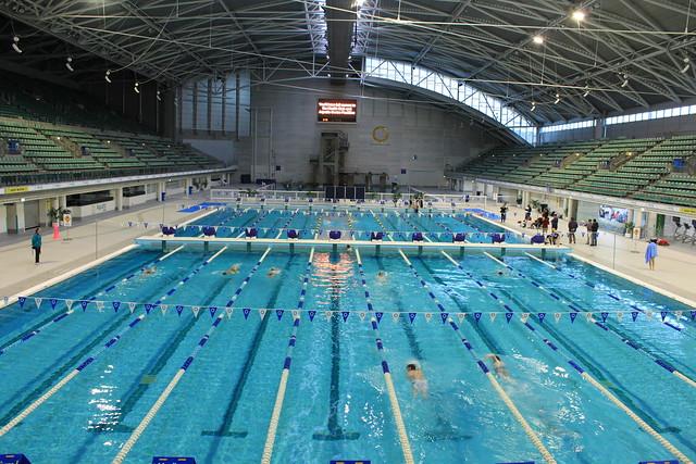 Sydney Aquatic Centre Racing Pool A Photo On Flickriver