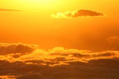 Sunset from Haleakala