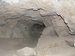 Escape tunnel...