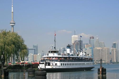 Ferry, Centre Island, Toronto