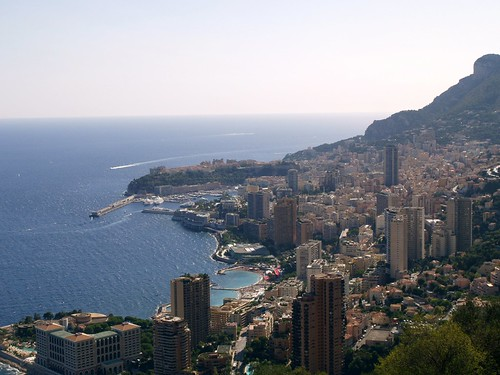 Monaco Skyline - Monte Carlo