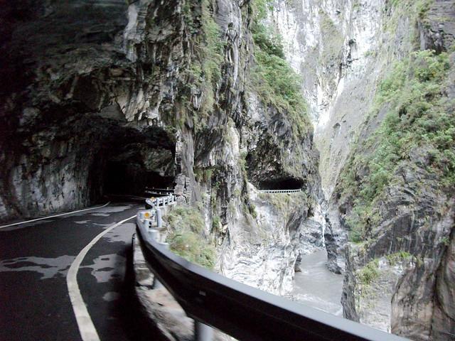 Riding Taroko National Park-太魯閣國家公園 - 081