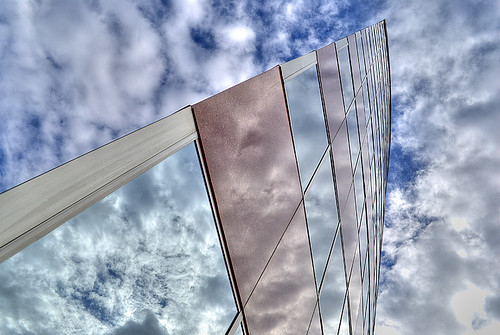 sky architecture clouds reflections nashville hdr nikond80 nikon1855mmvr onebellemeadeplace