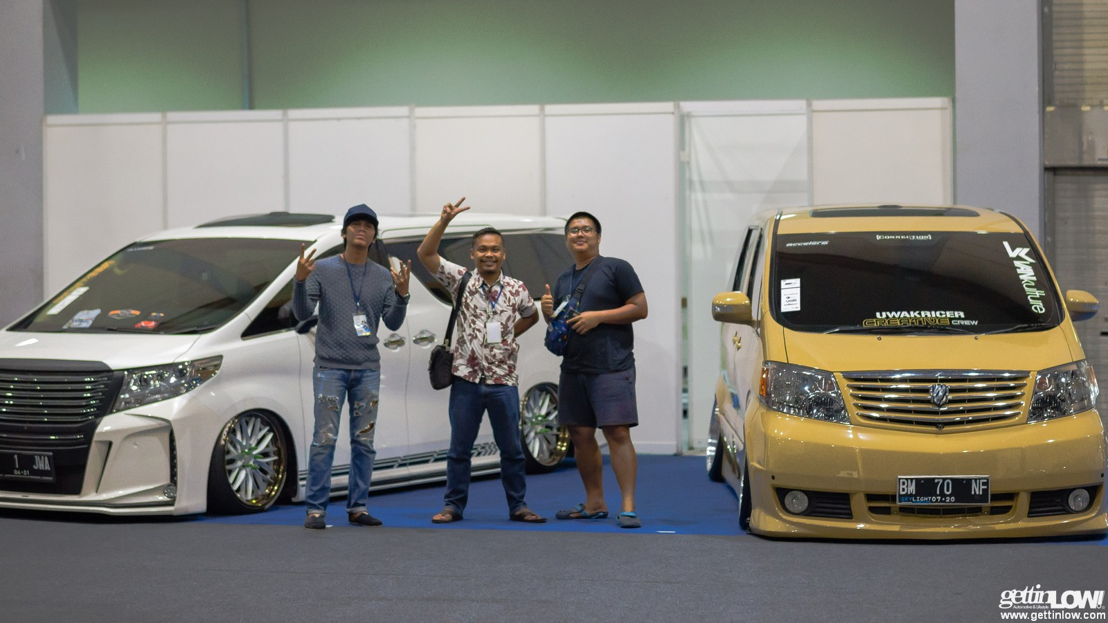 AUTOPRO INDONESIA 2017 day 1