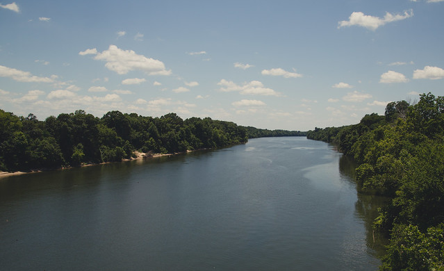Header of Alabama River